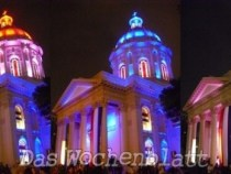 """Großartiges Fest """"Vy'a guasu"""" der Unabhängigkeitsfeier"""