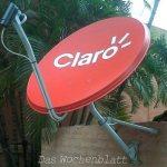 Neuer Prepaid Satellitenfernsehdienst bedeckt 100% des Landes