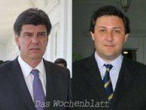 Lugo entlässt Alegre und Filizzola aus seinem Kabinett