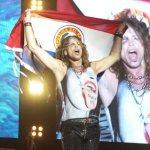 Aerosmith Konzert in Asunción begeisterte Tausende