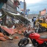 Unwetter im Osten hinterließ Material- und Personenschäden