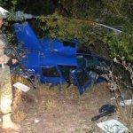 Abgestürzter Hubschrauber flog illegal in Paraguay
