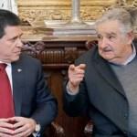 Horacio Cartes reist nach Uruguay