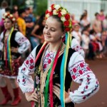 Fiesta Nacional de las Colectividades in Hohenau, Paraguay