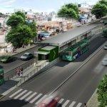 Metrobus im November 2017 einsatzbereit