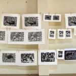 Holzschnitt-Workshop mit Nivaclé & Guaraní Künstlern