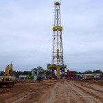 Die Suche nach Erdöl