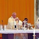 Der Papst in Caacupé