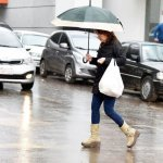 Heftige Regenfälle und Gewitter bis Freitag