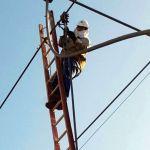 Fußball verursacht Stromausfall in Caacupé