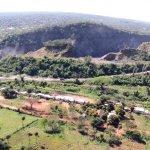 MOPC schließt Steinbruch in Ñemby