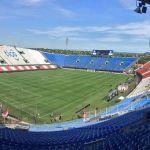 Fußballstadion wegen Einsturzgefahr teilweise gesperrt