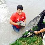 Fischboom in Paraguay