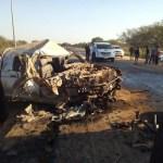 Todesroute Transchaco: Zwei Tote fünf Verletzte