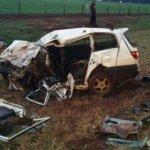 5 Tote bei Verkehrsunfall