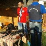 Verhaftungswelle nach Mord in Carapeguá
