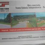 """Independencia und Paso Yobai """"feiern"""""""