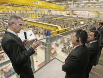 Cartes in Berlin: Stippvisite bei Siemens