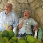 Mit 91 Jahren noch aktiv