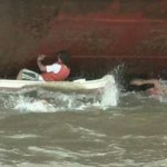 Die Tragödie im Fluss Paraná