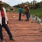 Sanierung der Straßen im Alto Chaco gefordert