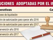 40 Kooperativen vor der Liquidation