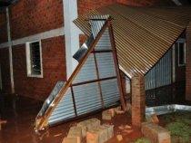 Unwetter zerstörte mehr als 60 Häuser