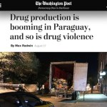 Washington Post: Drogenproduktion boomt in Paraguay