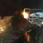 Schwerer Verkehrsunfall hinterlässt drei Tote