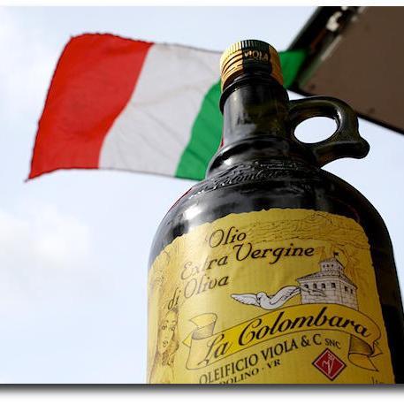 Italienisches Olivenöl - Wochenmarkt Berlin