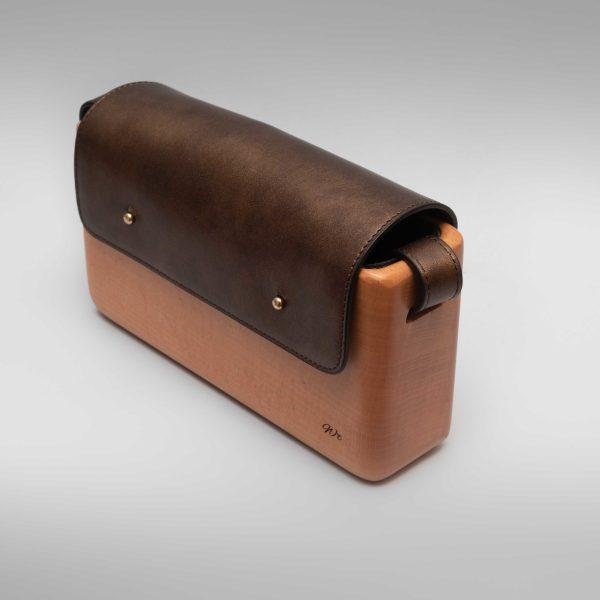 The Wagbag : Hêtre Cuir Bronze