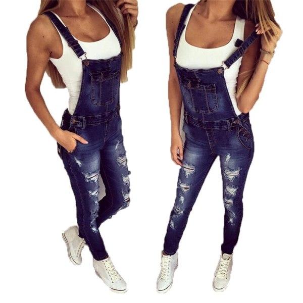 Jumpsuit summer season Women Lengthy Pants rompers