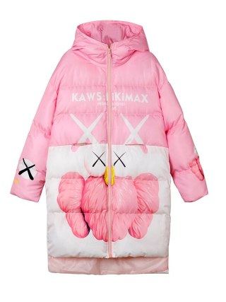 Winter Girls Jacket Vogue Lady Cotton Excessive High quality