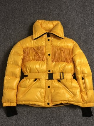 Prime quality girls down jackets new winter hooded down coats