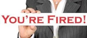 Firing an Employee via Email