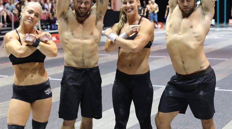Team Project X Wins the Australian CrossFit Challenge