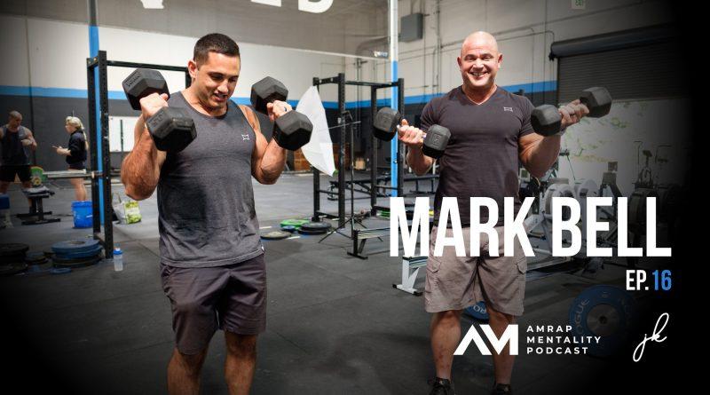 AMRAP Mentality - Mark Bell on Sling Shotting Success