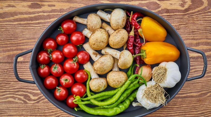 Eating a colorful variety of whole foods is a much more natural way to get all the vitamins you need