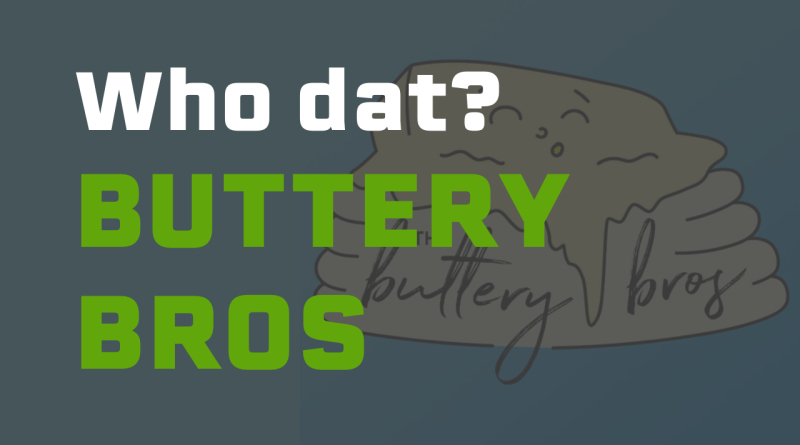 Butter Bros of CrossFit - Who are they? Logo courtesy of the Buttery Bros.
