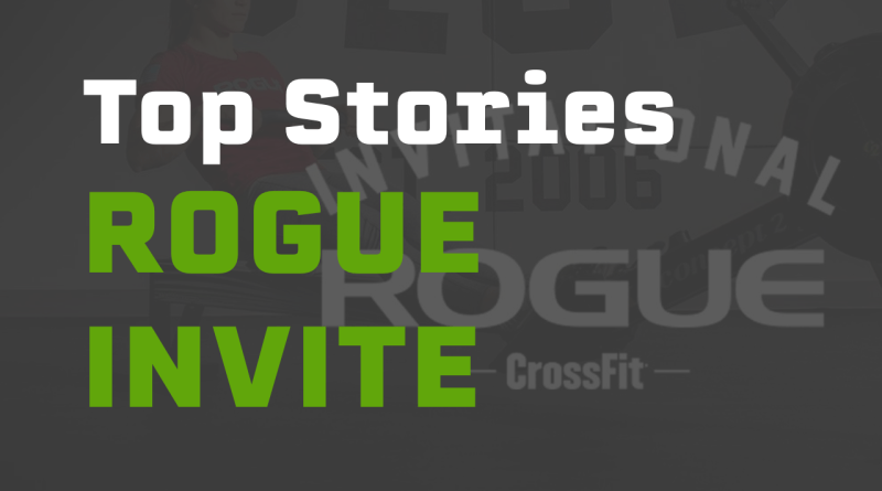 These are the top stories from the 2019 Rogue Invitational CrossFit Sanctional event
