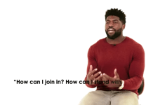 Sharing Uncomfortable Conversations With a Black Man
