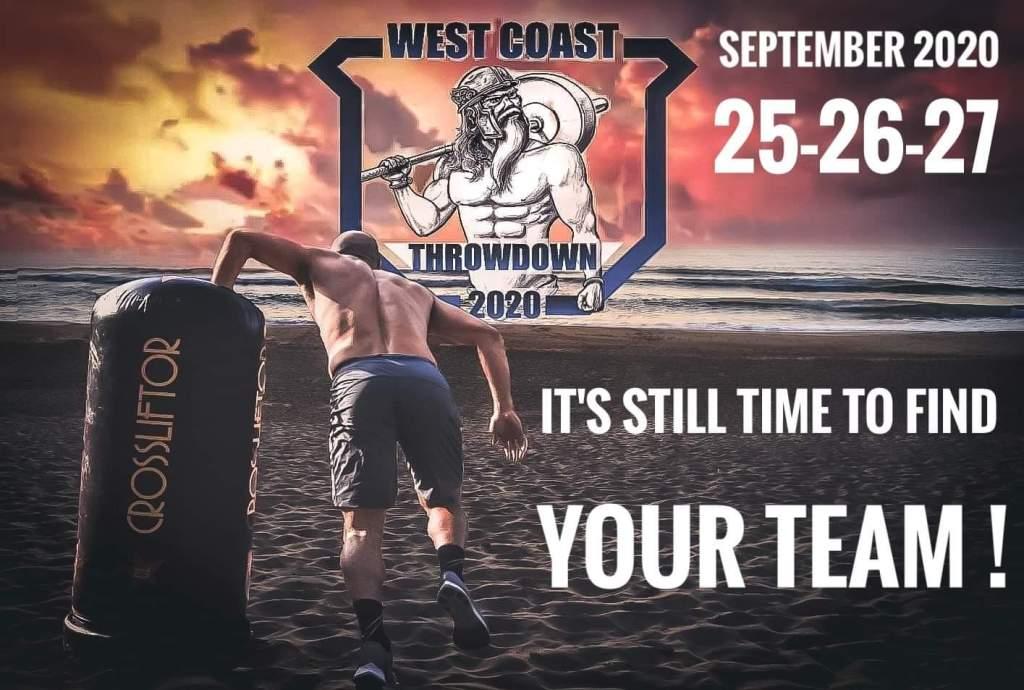 west coast throwdown crossfit