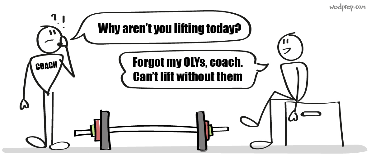 Stop Buying CrossFit Workout Gear: Confessions From A