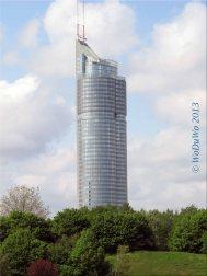Tower vor dem Wolkenmeer