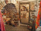 Kunsthandwerksladen in Griechenland