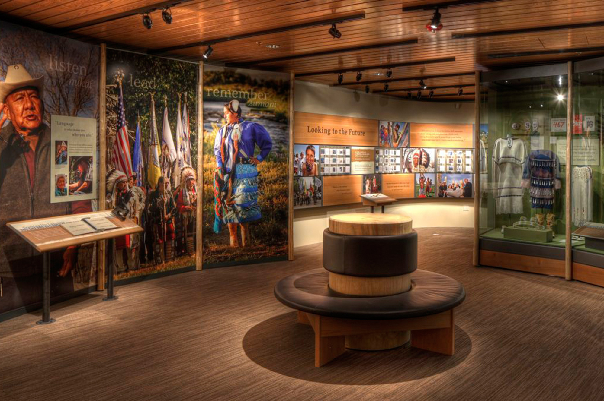 Southern Ute Cultural Center and Museum  West Office
