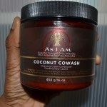 End Of Tub Review: As I Am Coconut CoWash – Cleansing Cream Conditioner