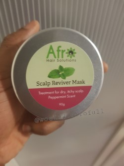 scalp reviver mask