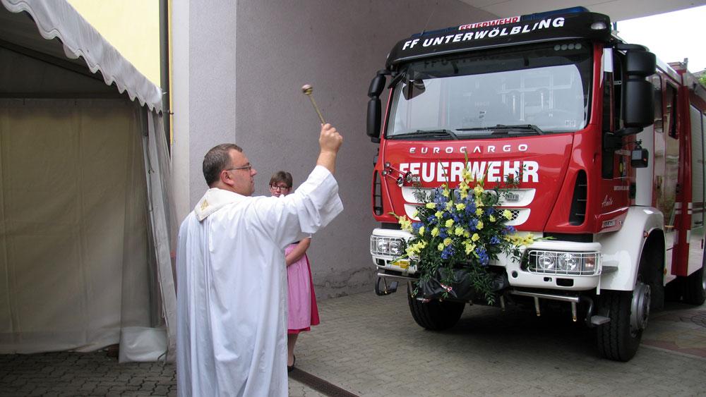 2012 FF Autosegnung