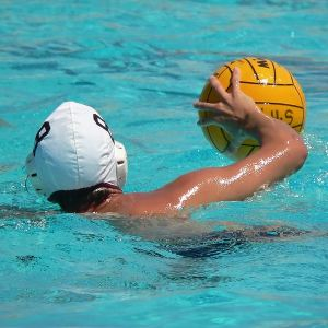 Ouder-kindtraining waterpolo